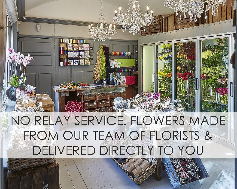 The Flower Rooms FRFRCER Forever Rose Cerise Pink