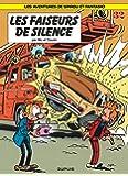 Spirou et Fantasio, tome 32 : Les Faiseurs de silence