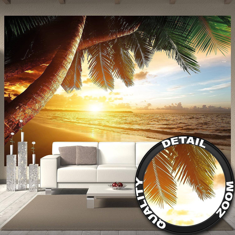 Fototapete sonnenuntergang strand for Fototapete amazon