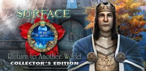 Surface: Return to Another World Collector's Edition from Big Fish Games