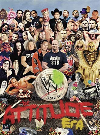 Image result for attitude era