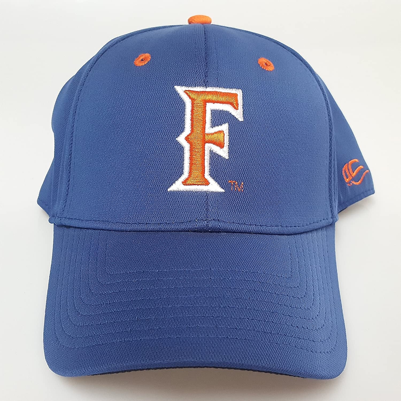 NCAAスポーツ新しい。University of California Fullerton刺繍フレックスフィットキャップM / L B07BPFK2MG