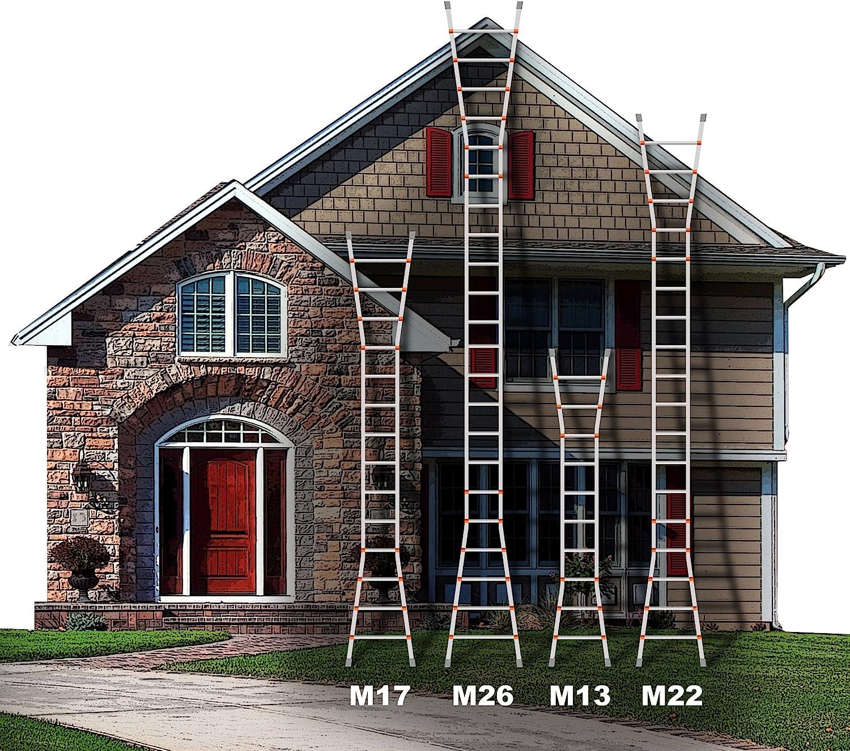 Little Giant 14016-001 Alta Type 1 22-foot Ladder