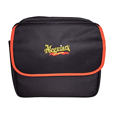Meguiars ST015 Meguiar's Kit Bag, Black: Toys & Games