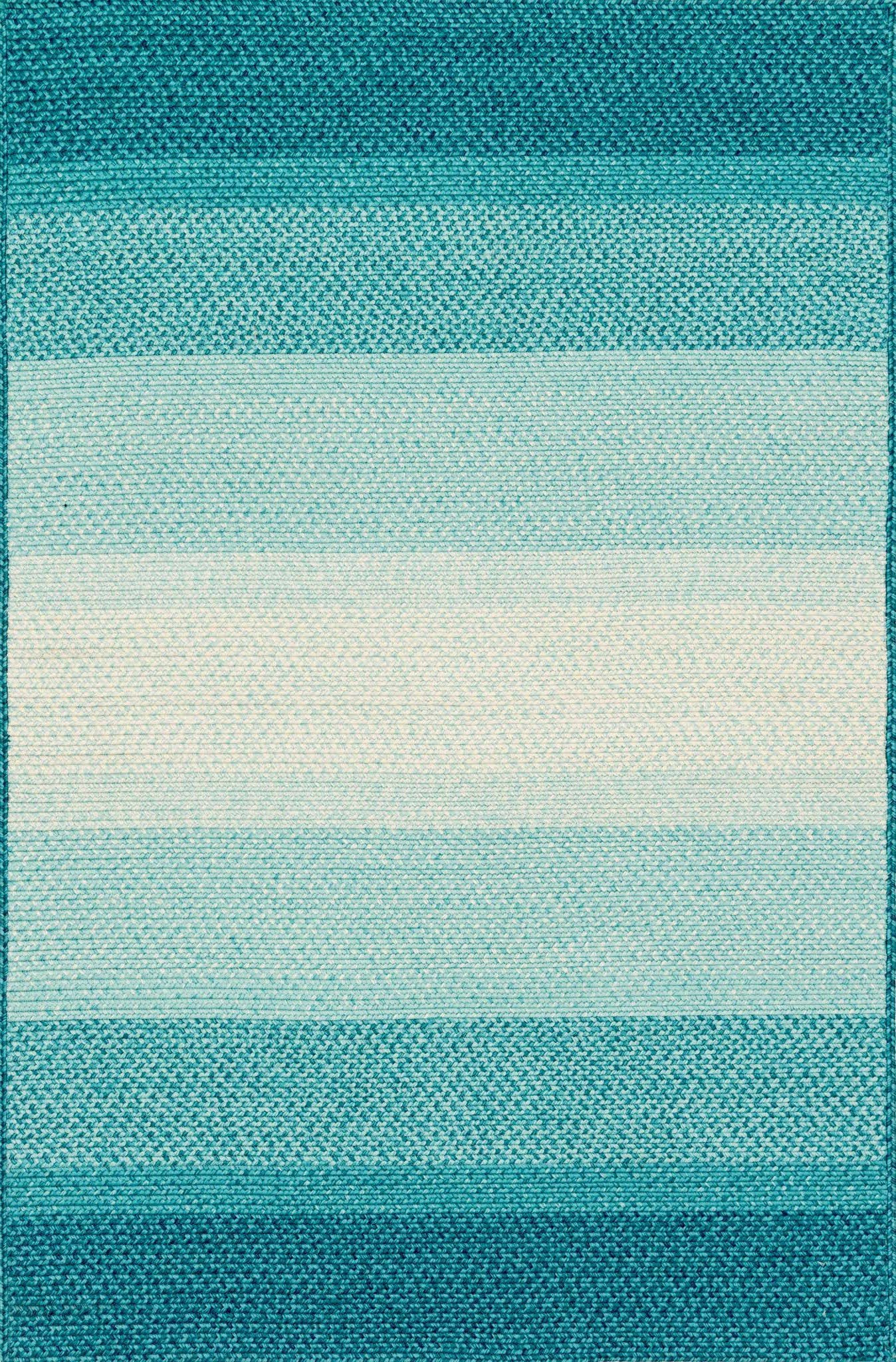Loloi Rugs Garrett Collection Area Rug, Blue, 7'9'' by 9'9'' by Loloi