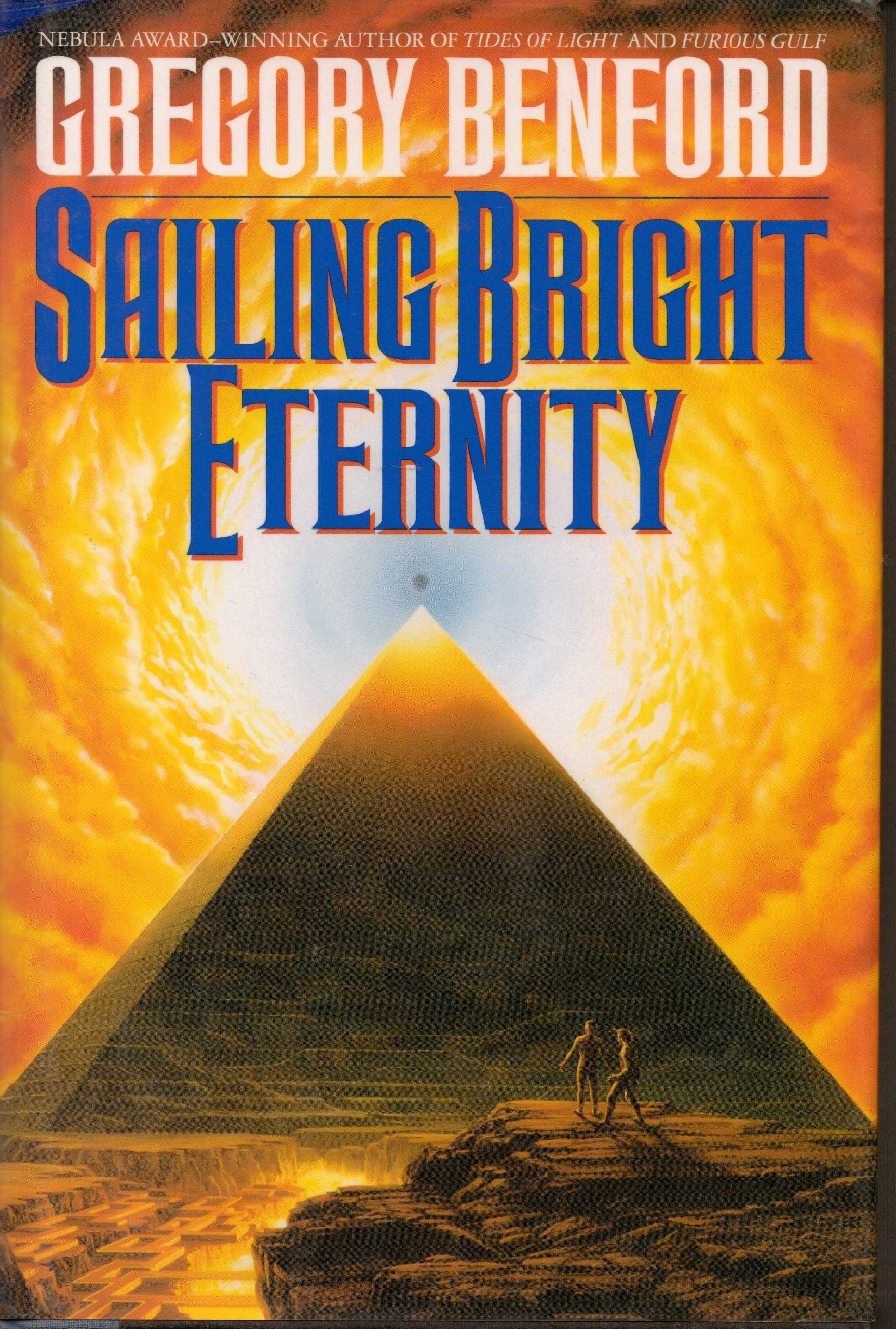 SAILING BRIGHT ETERNITY (Bantam Spectra Book) ebook