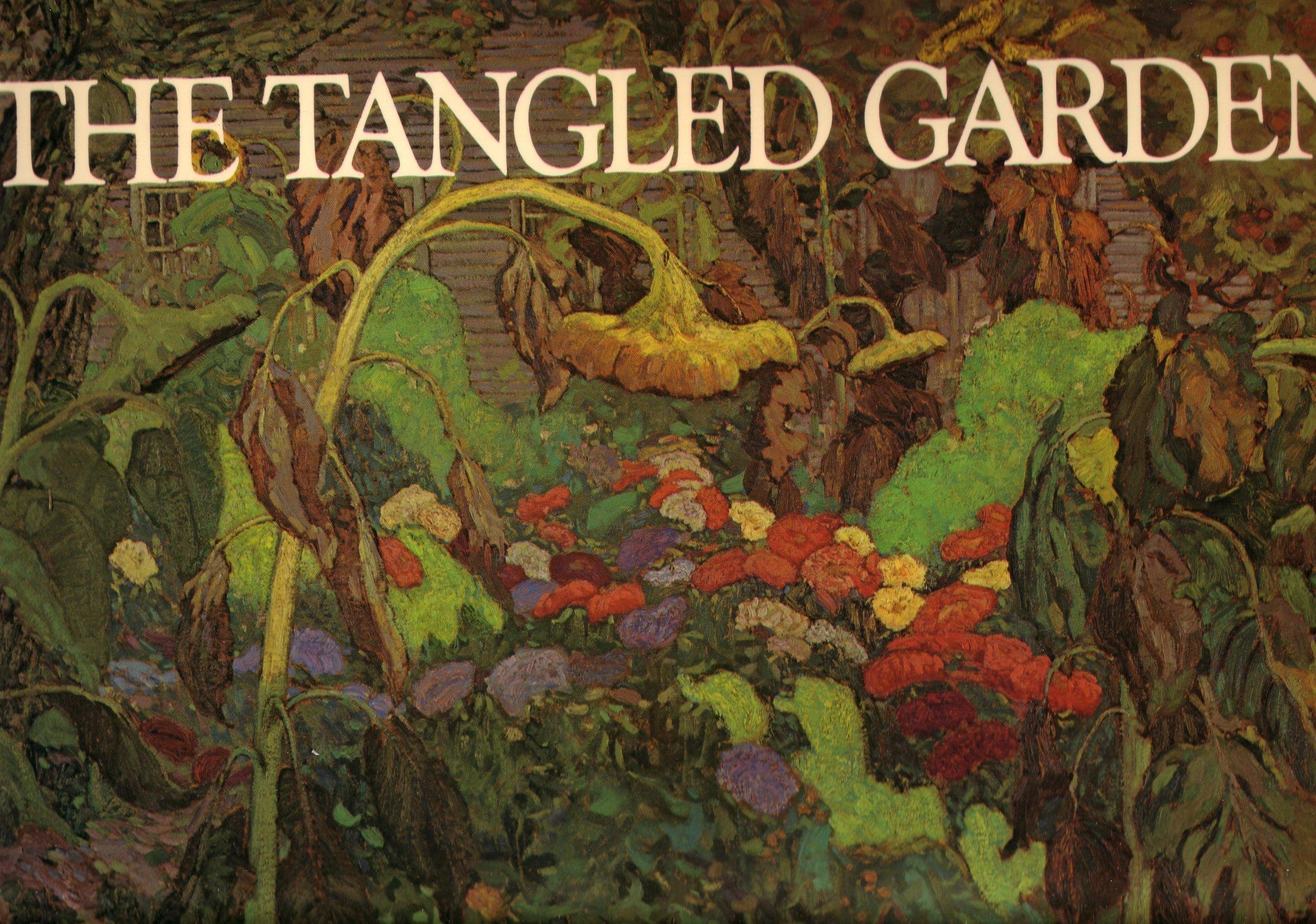 The Tangled Garden The Art Of J E H Macdonald Paul Duval 9780920016084 Amazon Com Books