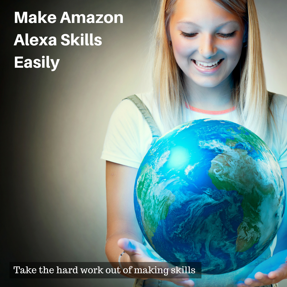 How to make great Alexa skills easily (Online Course) [Online Code]