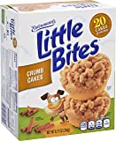 Entenmann's Little Bites Crumb Cakes, Topped with