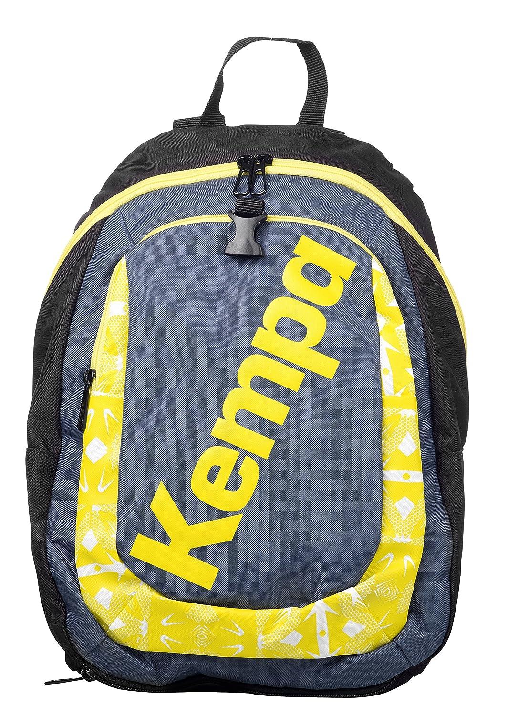 Kempa Borsa per bambini zaino, petrol/giallo, 50 x 25 x 10 cm, 15 litri, 200487904