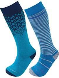 Lorpen Merino Kids Ski Socks (2 Packs)