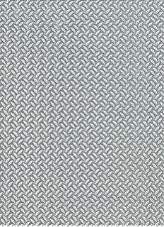 Gah Alberts 466695 Lamiera Con Scanalatura In Alluminio