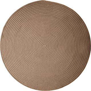 product image for Colonial Mills Boca Raton Rug 7x7 Cashew