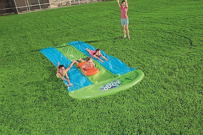 Bestway 52251 Deslizador acuático para jardín - Deslizadores ...