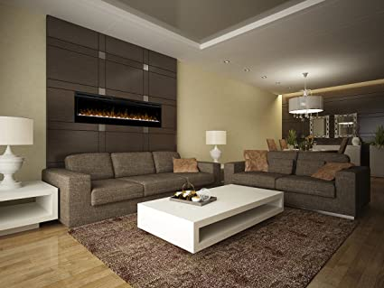 Enjoyable Dimplex Prism 74 Electric Fireplace Wall Mounted With Interior Design Ideas Helimdqseriescom