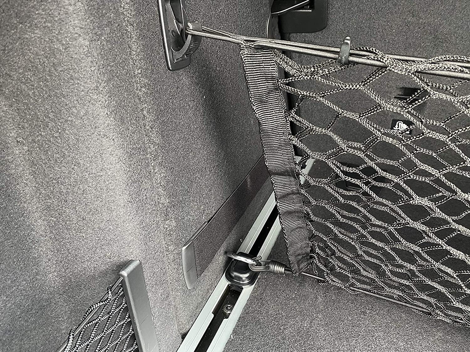 Envelope Style Trunk Cargo Net for BMW X3 2017-2021 New