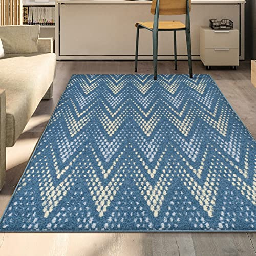 Superior Designer 8' x 10' Arete Collection Area Rug