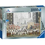 Ravensburger L.S.Lowry Coming From the Mill 1000pc Jigsaw Puzzle