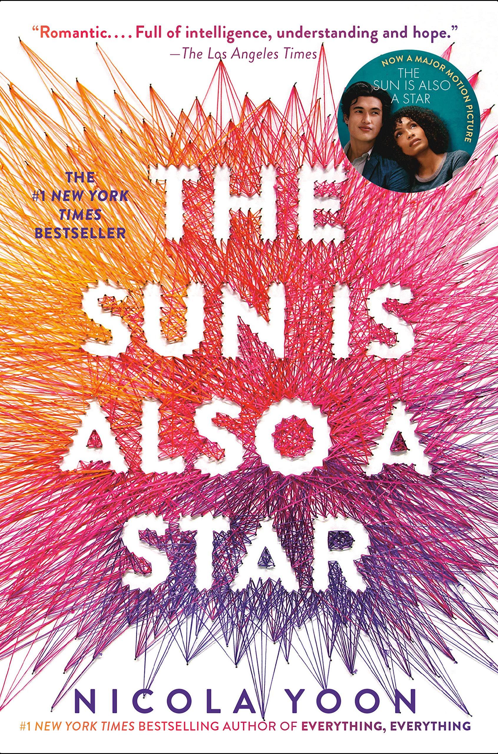 Amazon.com: The Sun Is Also a Star (Yoon, Nicola) (9780553496680): Yoon,  Nicola: Books