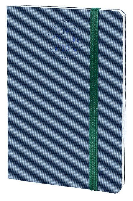 Quo Vadis 149003Q - Agenda PLANNING-SD EVEREST Sept-2019 hasta Dic-2020, Semana Vista, A5/15x21cm, Color Azul