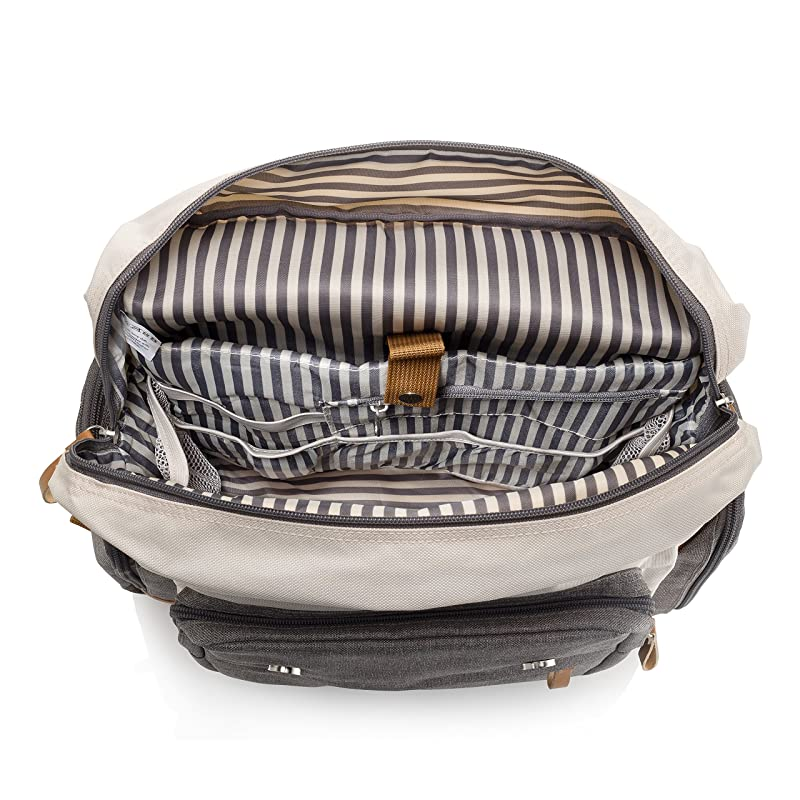 Parker Baby Co. Diaper Backpack Inside