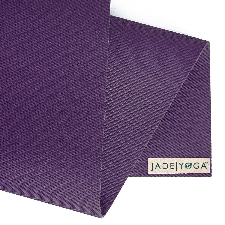 Jade Harmony Professional Travel Yoga Mat - Midnight Blue ...