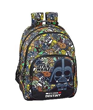 Star Wars Galaxy Oficial Mochila Escolar 320x150x420mm