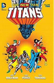 Amazoncom New Teen Titans The Who Is Donna Troy 9781401207243
