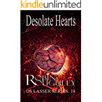 Desolate Hearts: A heart stopping DS Lasser novel (DS Lasser series Book 18)