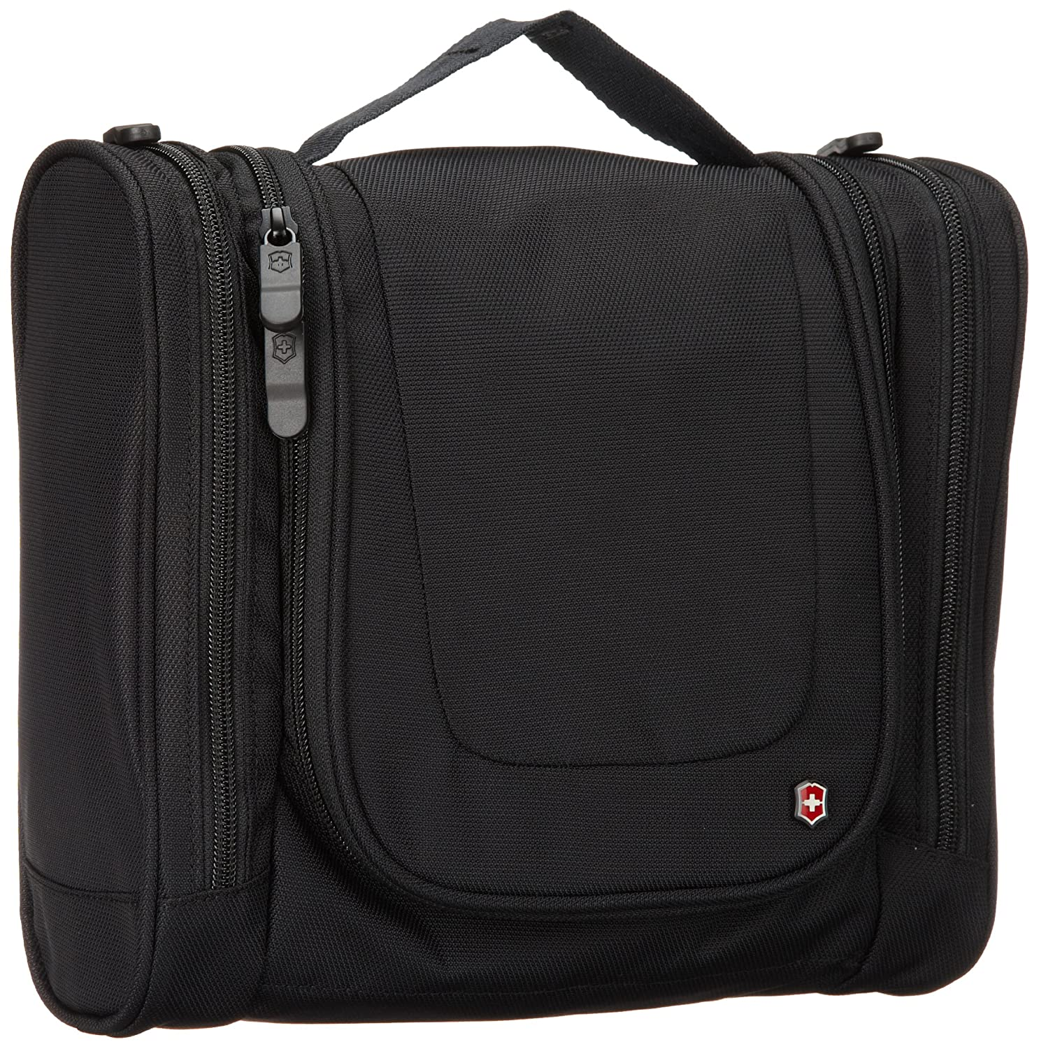 Victorinox Hanging Toiletry Kit, Black, One Size 30371101--One Size
