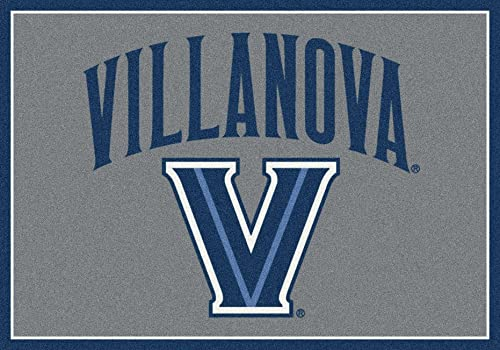 Villanova Wildcats NCAA Milliken Team Spirit Area Rug 7 8 x 10 9