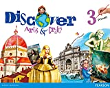 Discover Arts & Crafts 3 Pupil's Book - 9788498377279