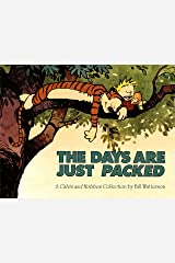 The Days Are Just Packed (Calvin and Hobbes series Book 8) Kindle Edition