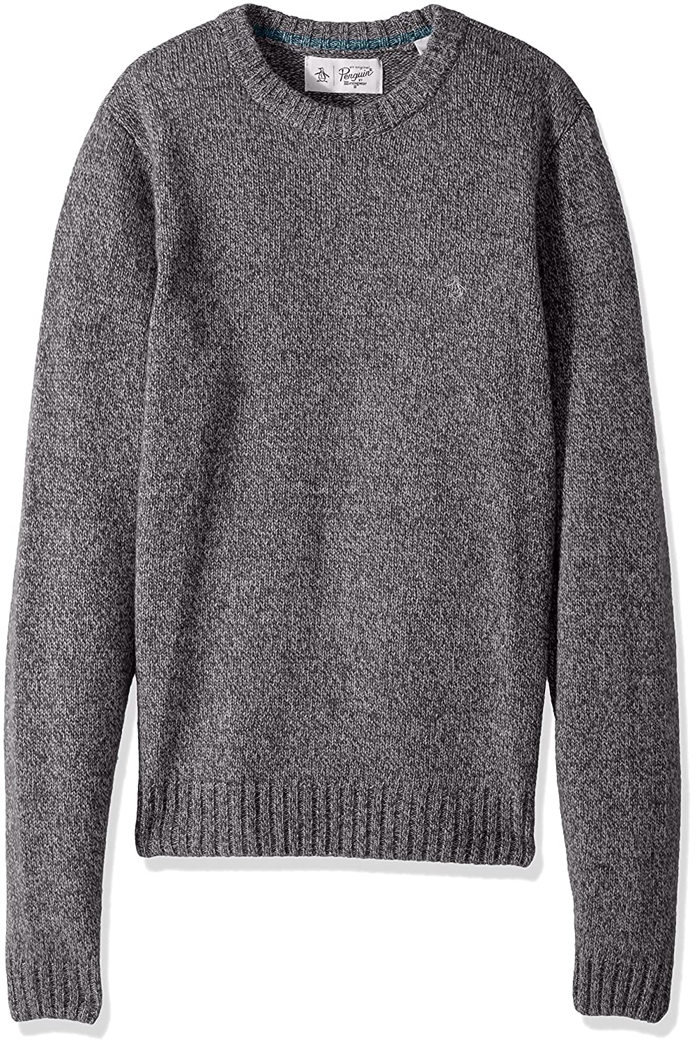Original Penguin Men's Twisted Yarn Crew Sweater OPGF7016