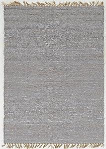 Linon Home Décor Rug, Lilac