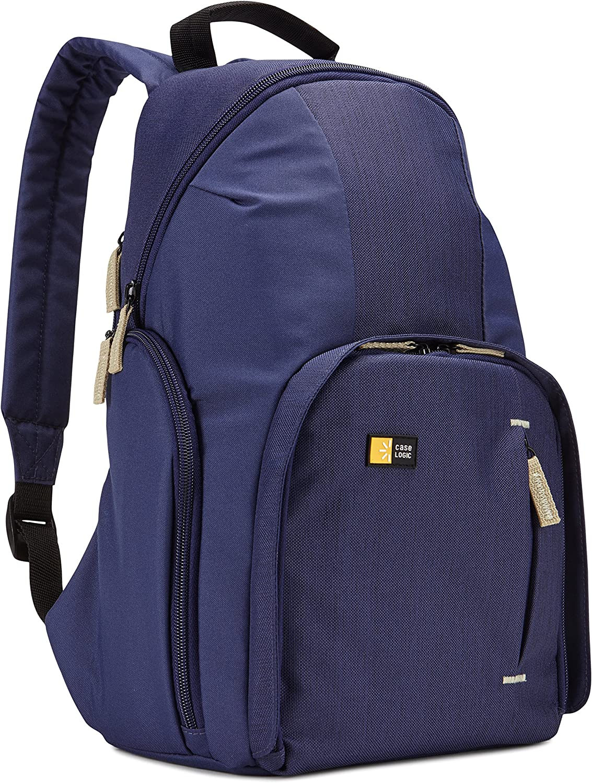 Case Logic TBC411IND - Mochila para cámara, color azul eléctrico ...