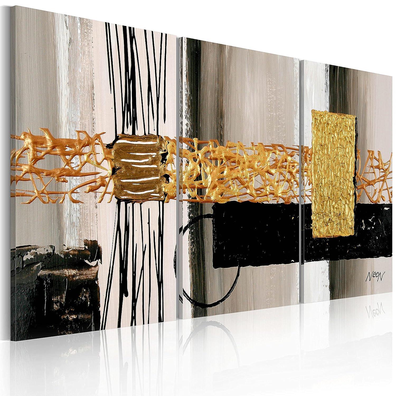 Abstrakte Bilder Auf Leinwand murando handgemalte bilder auf leinwand abstrakt 120x60 cm 3