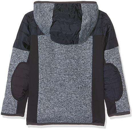 LEVERIE Elegante Vestaglia Corta Uomo in Cotone Stile Giacca da Smoking con Cintura e Tasche Made in EU