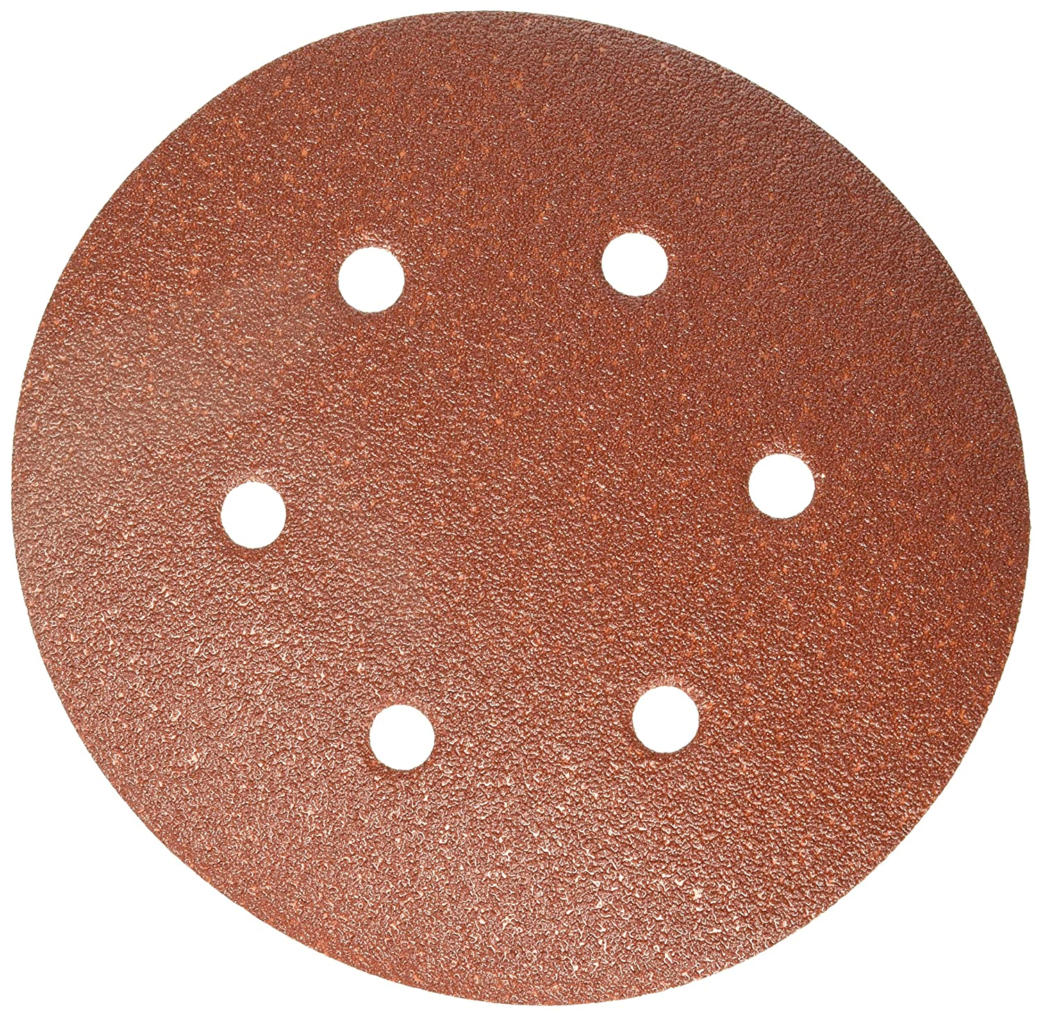 PORTER-CABLE 726600825 6-Inch 6 Hole 80G Disc (25-Pack)