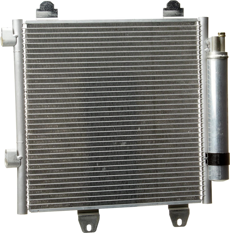Nissens 94891 Condenser air conditioning