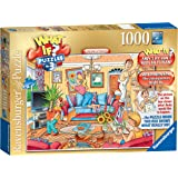 Ravensburger WHAT IF? No. 3 - Home Makeover1000pc Jigsaw Puzzle