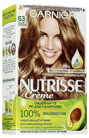 Garnier haarfarbe nutrisse