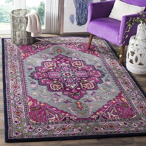 MJL Designs Sophia Allure Round Ottoman