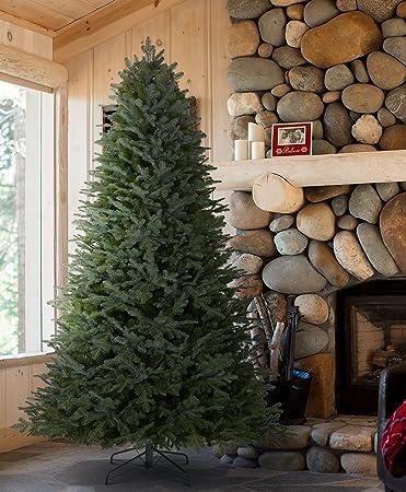 Tree Classics Grand Fir Artificial Christmas Tree, 7.5 Feet, Unlit - Amazon.com: Tree Classics Grand Fir Artificial Christmas Tree, 7.5