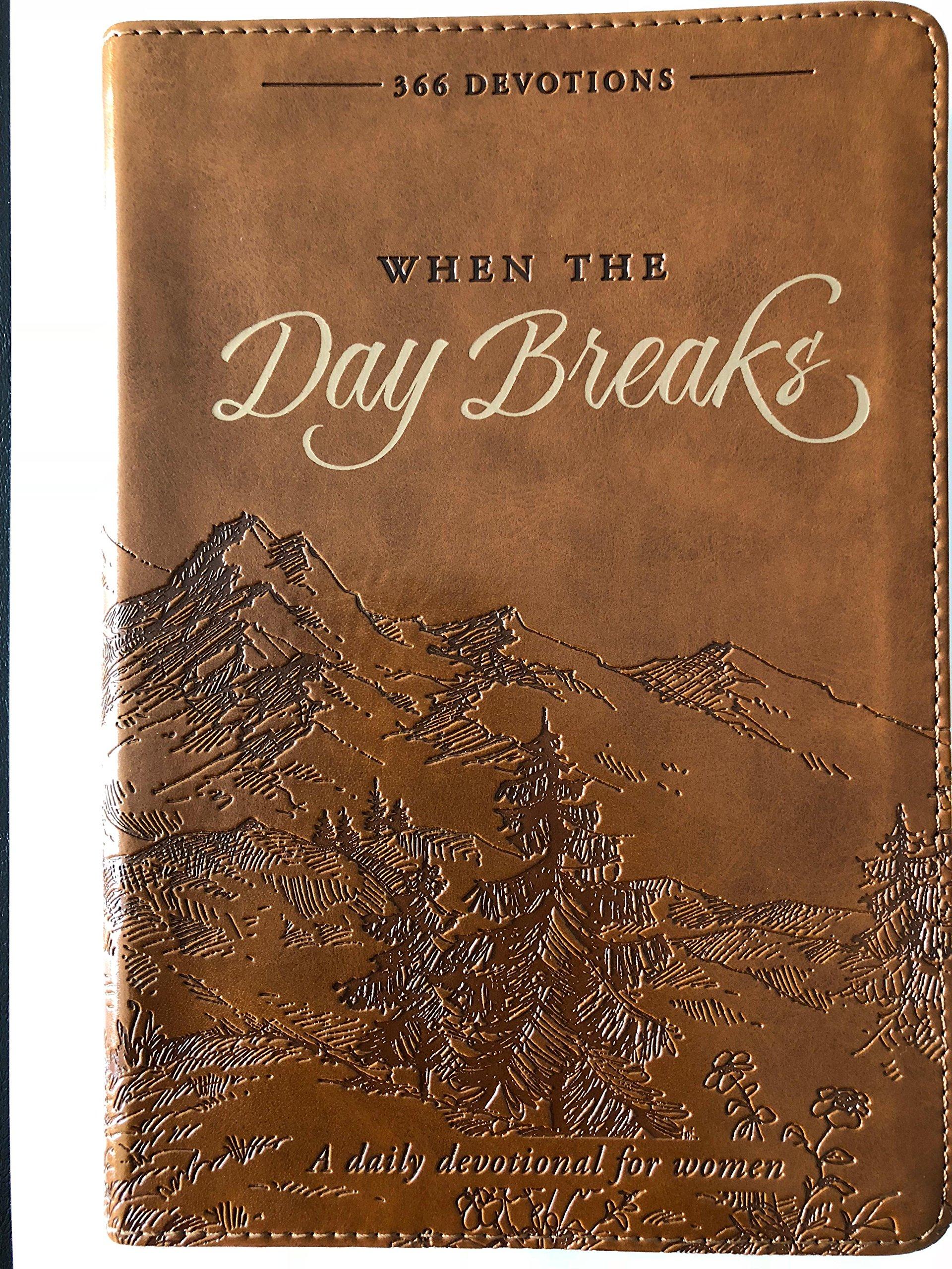 Download When The Day Breaks pdf epub