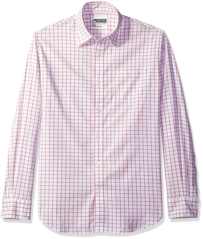 Mountain Khakis Mens Davidson Stretch Oxford Shirt