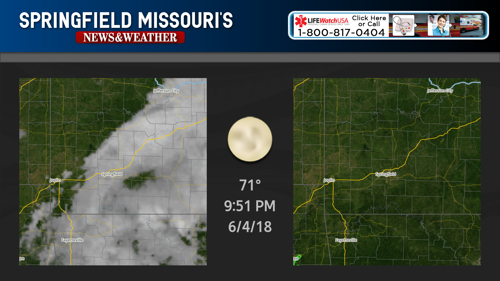 Springfield News & Weather