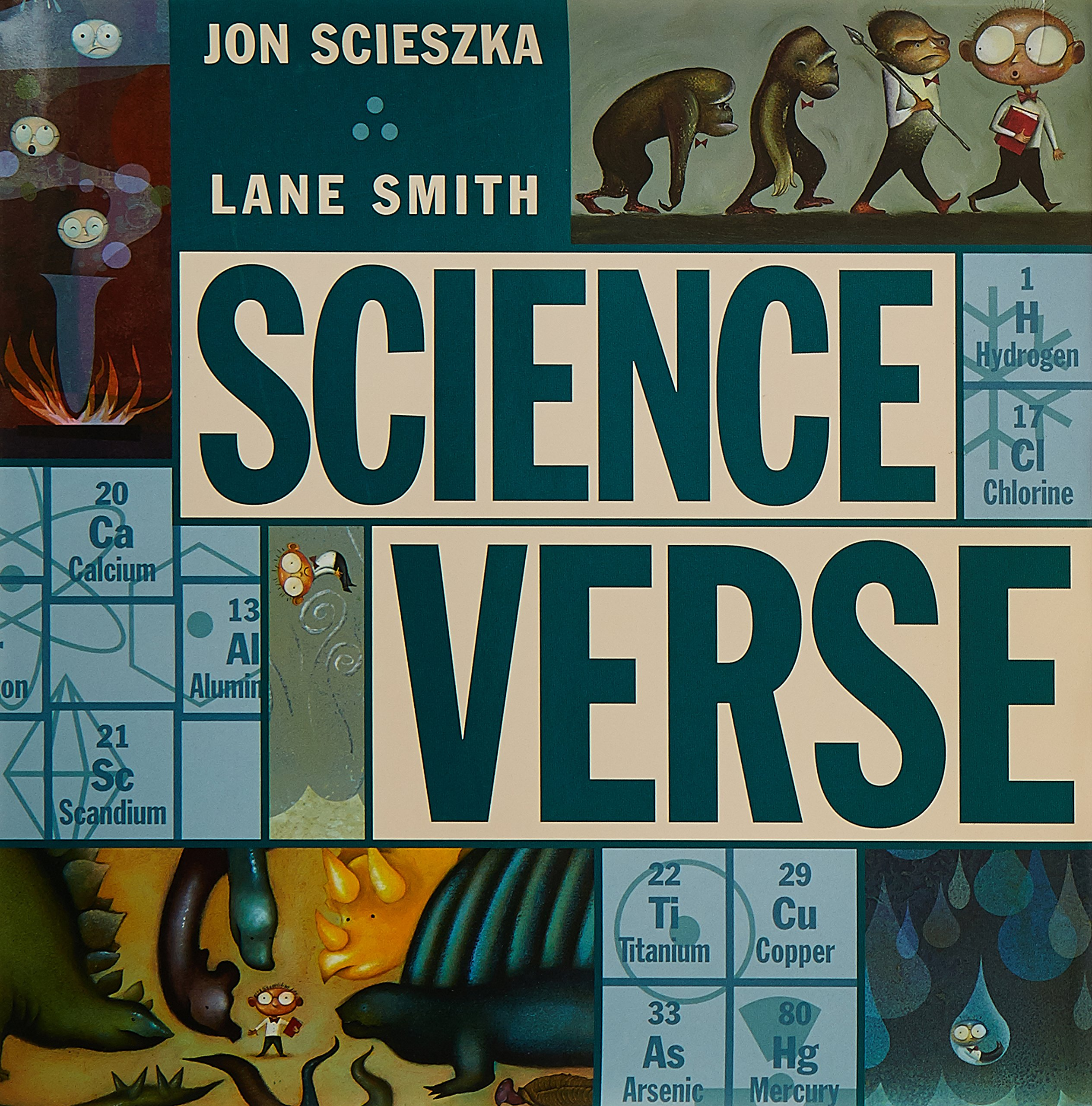 Science Verse Golden Duck Awards Picture Book Awards Jon – Math Curse Worksheets