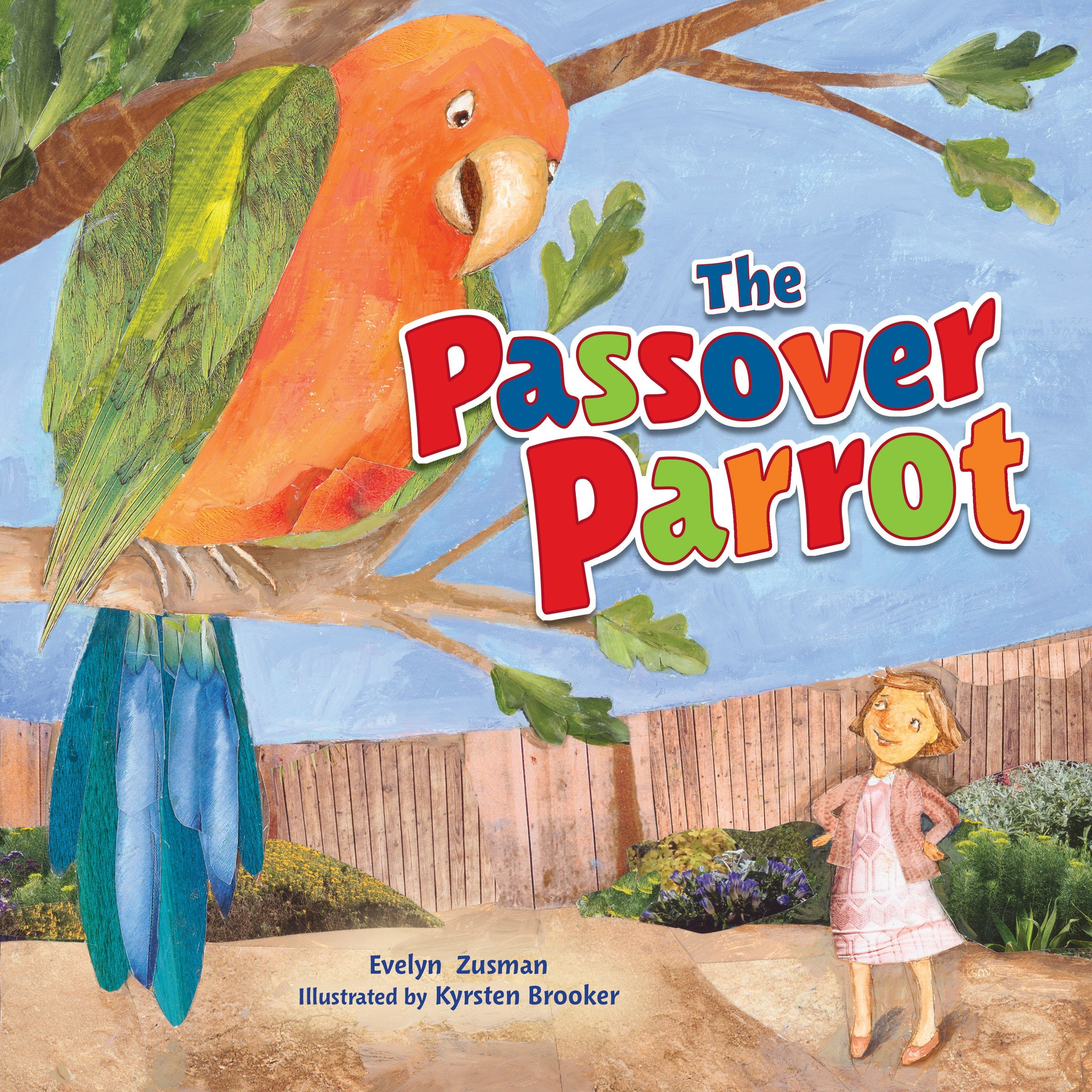 The Passover Parrot (Revised Edition) by Kar-Ben Publishing (Image #1)