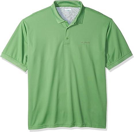 Columbia Sportswear - Polo Alto Hombre, 1101177, Clean Green, L ...